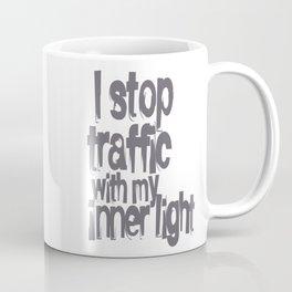 Stop Traffic Coffee Mug