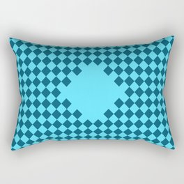Harlequins II Rectangular Pillow