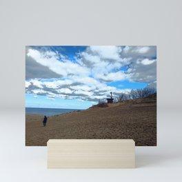 Sand Dune edited 3 Mini Art Print