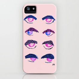 I'm Lookin' At You iPhone Case