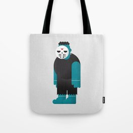 Frankenstein / Jason Tote Bag