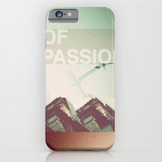 Lisbon of Passion iPhone & iPod Case