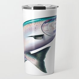 King Salmon Chinook Travel Mug