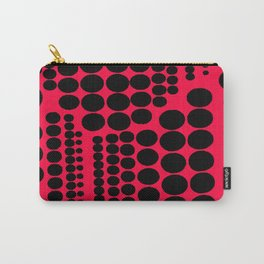 Powerpuff pattern Carry-All Pouch