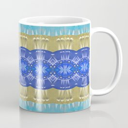 Elegant Neo Tribal Aztec Boho Print Coffee Mug