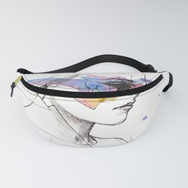 person Fanny Pack