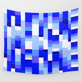 Gentle Power Geometric Wall Tapestry