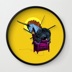 Get off the furniture, Unibear Wall Clock