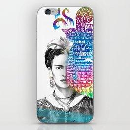 Frida Kahlo -  iPhone Skin
