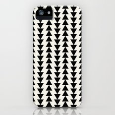 BLACK & WHITE ARROWS iPhone (5, 5s) Slim Case