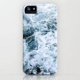 Barbarian Waves iPhone Case