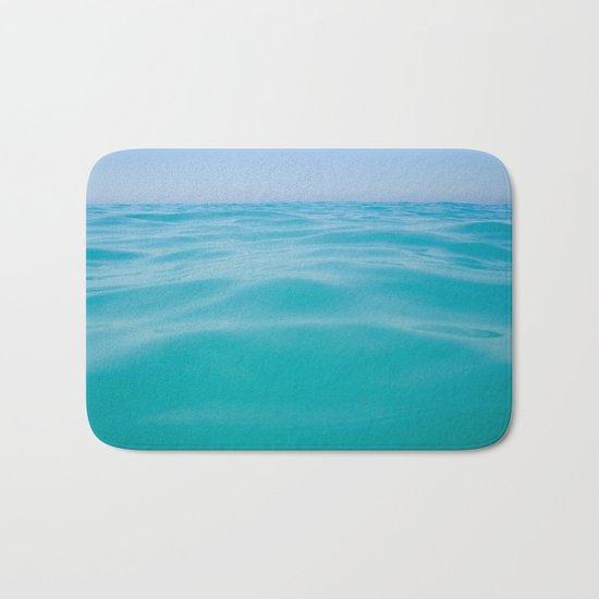 NEVER ENDING OCEAN Bath Mat