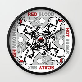 Blood Sugar Sex Magikarp Wall Clock