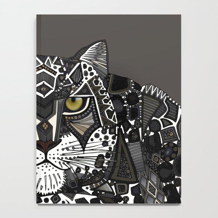 snow leopard lead Notebook