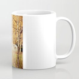She Was a Trailer Park Girl at Heart  - color Coffee Mug