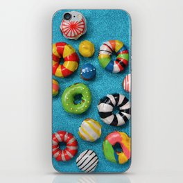 Carnival Donuts iPhone Skin