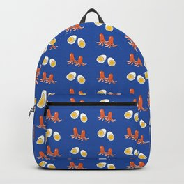 sausage & eggs Backpack