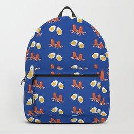 sausage & eggs Backpack