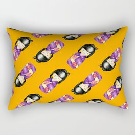 Kokeshi Rectangular Pillow