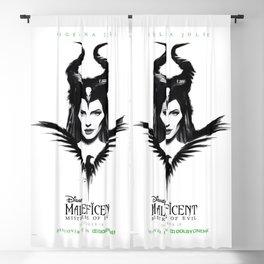 Maleficent 2019 Blackout Curtain