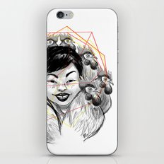 Roosterz iPhone & iPod Skin