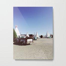The Wigwam Motel, Arizona Metal Print