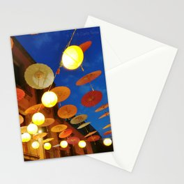 Barrio Chino CDMX Stationery Cards