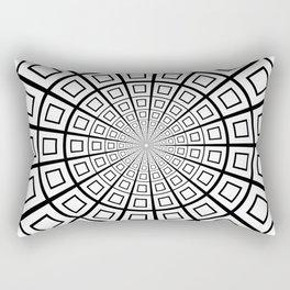 Replicant Code Rectangular Pillow