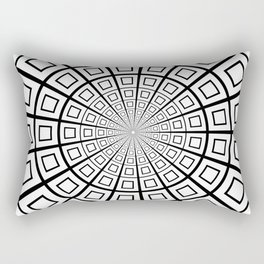 Replicant Code Rectangular Pillow