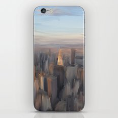 NEW YORK iPhone & iPod Skin