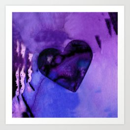 Heart Dreams 2L by Kathy Morton Stanion Art Print