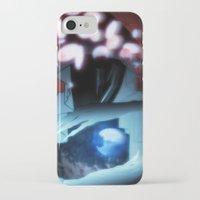 sandman iPhone & iPod Cases featuring Sandman by Viktor Macháček