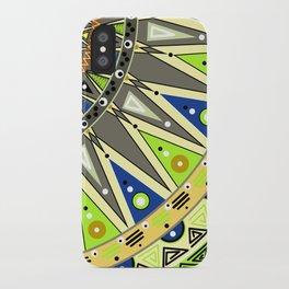 Ethnic tribal ornament 3 iPhone Case