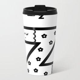 ABC: Z Metal Travel Mug