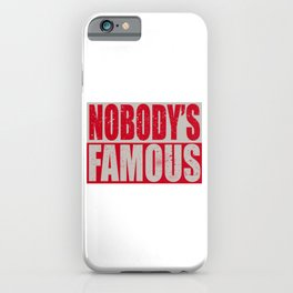 Creative and unique tee just for you! Will make a great gift this coming holiday too!  iPhone Case
