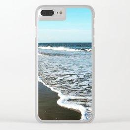 Seafoam Clear iPhone Case