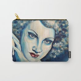 Ice lady Carry-All Pouch