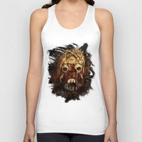 tomb raider Tank Tops featuring Tusken Raider by Sirenphotos