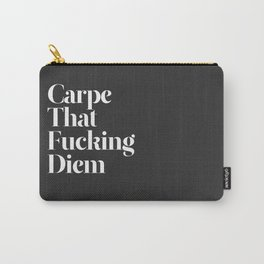 Carpe Carry-All Pouch