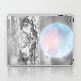 Places Neither Here Nor There (Guardian Moon) Laptop & iPad Skin