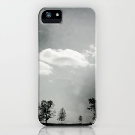 Mother's Day Skyline iPhone Case