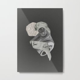 Cruel City (part 3) Metal Print