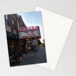 Village Theatre Marquis Stationery Cards