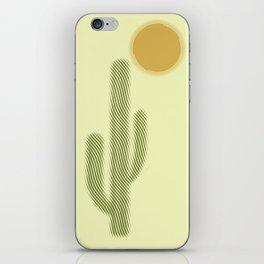 El Desierto iPhone Skin