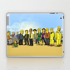 Breaking Bad cast Laptop & iPad Skin