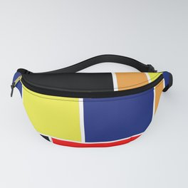 Abstract #404 Fanny Pack