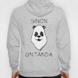 Sinon, un panda (5) Hoody