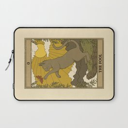The Fool Laptop Sleeve