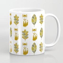 F is for fox Coffee Mug