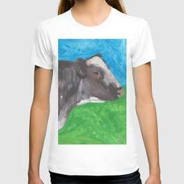 Red Roan Cow T-shirt